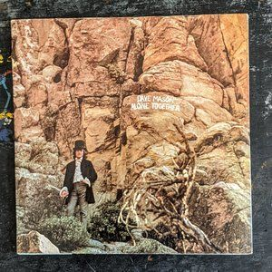 Other - Dave Mason Alone Together Vinyl REcord LP